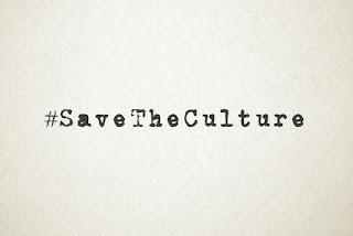 Save The Culture Campaign