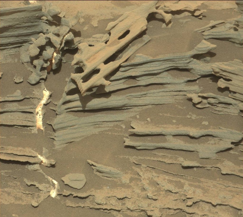 UFO WORLD: NASA Images - Latest Mars Images by Curiosity Rover