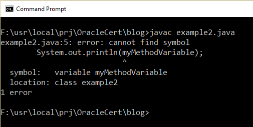 Oracle Java Certification Journey