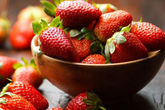 Strawberries Home Remedies