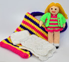 Rag Doll Knitting Pattern