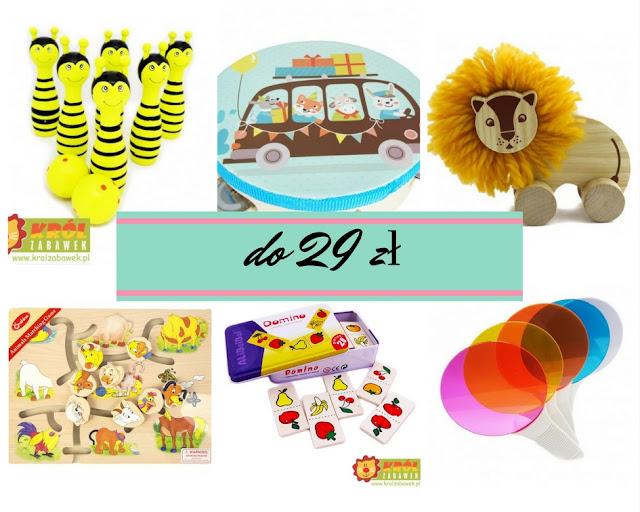 zabawki dla roczniaka, zabawki dla dwulatka, zabawki dla przedszkolaka, mikołajkowe propozycje, tanie zabawki