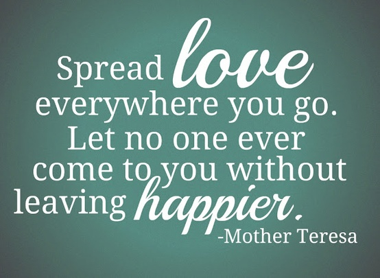 Mother Teresa Quotes About Service. QuotesGram