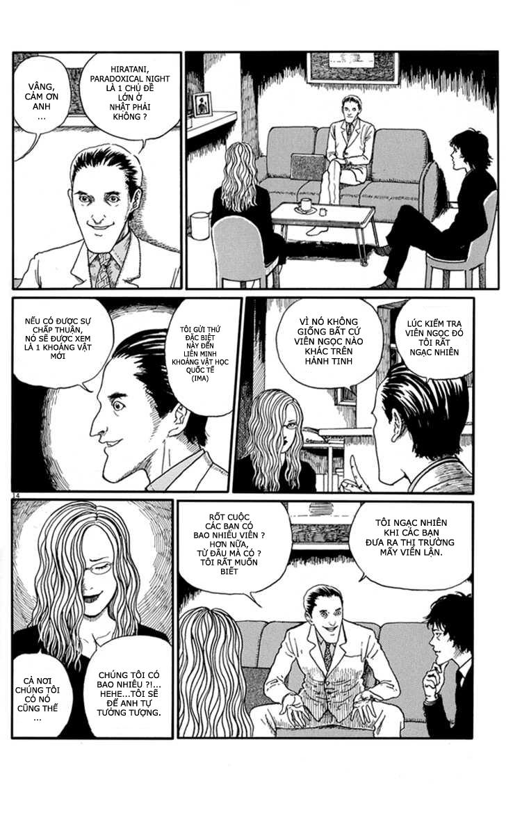 Black Paradox chap 3 trang 14