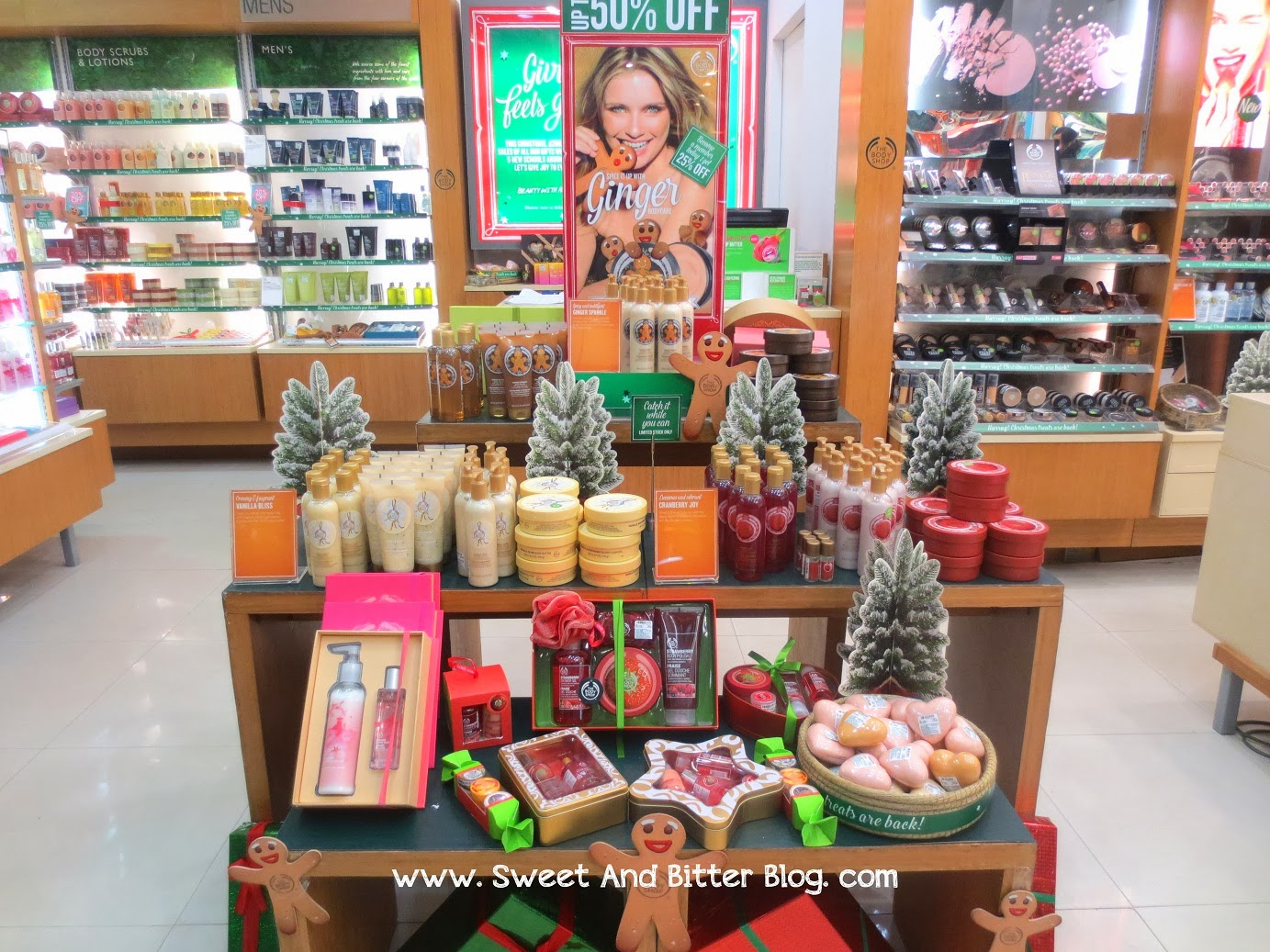 The Body Shop December Update