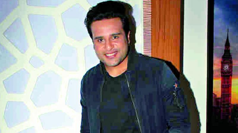 Indian TV comedian Actor Krushna Abhishek salary for per Episode, small screen actor, model Income pay per Day, he is in 2nd position the list of Highest Paid in 2016