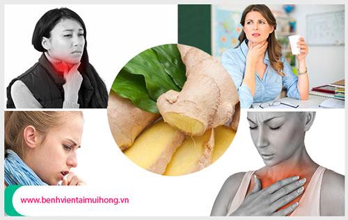 Chữa viêm họng hạt bằng gừng hiệu quả thần kỳ-https://kynangsongkhoe247.blogspot.com/