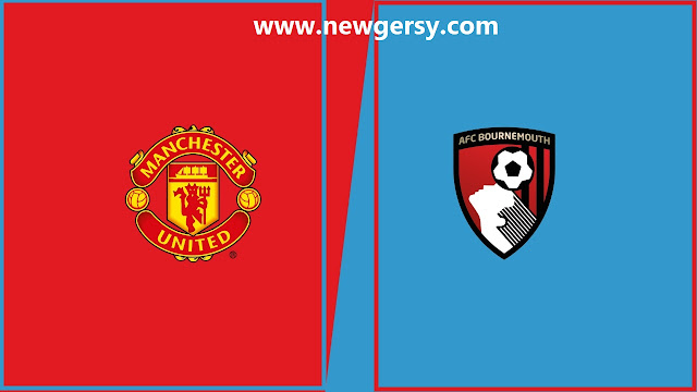 Manchester United vs Bournemouth: Premier League