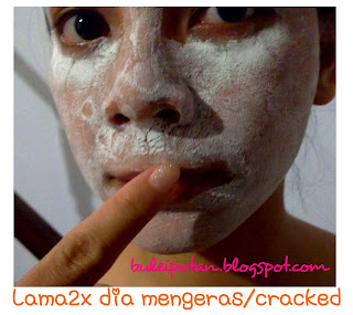 manfaat Ovale Facial Mask in Yam Bean