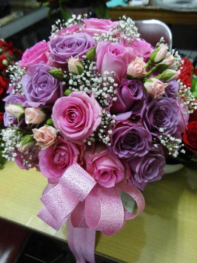 Buket Bunga Pengantin_Bunga Pernikahan Cantik Dan Indah 201718