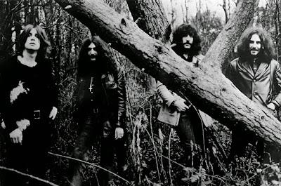 Οι Black Sabbath στις αρχές της δεκαετίας του 70 / Black Sabbath in 1970