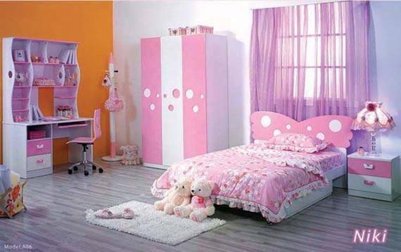 Interior Designs Bedroom :