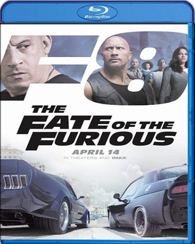 The Fate of the Furious [2017] [BD25] [Latino] [Cinavia Free]