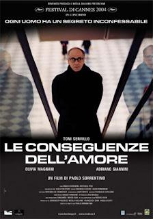Locandina del Film Le conseguenze dell'amore