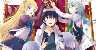Anime Isekai wa Smartphone to Tomo ni