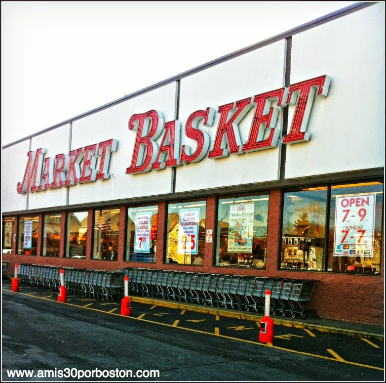 Supermercados en Massachusetts: Market Basket