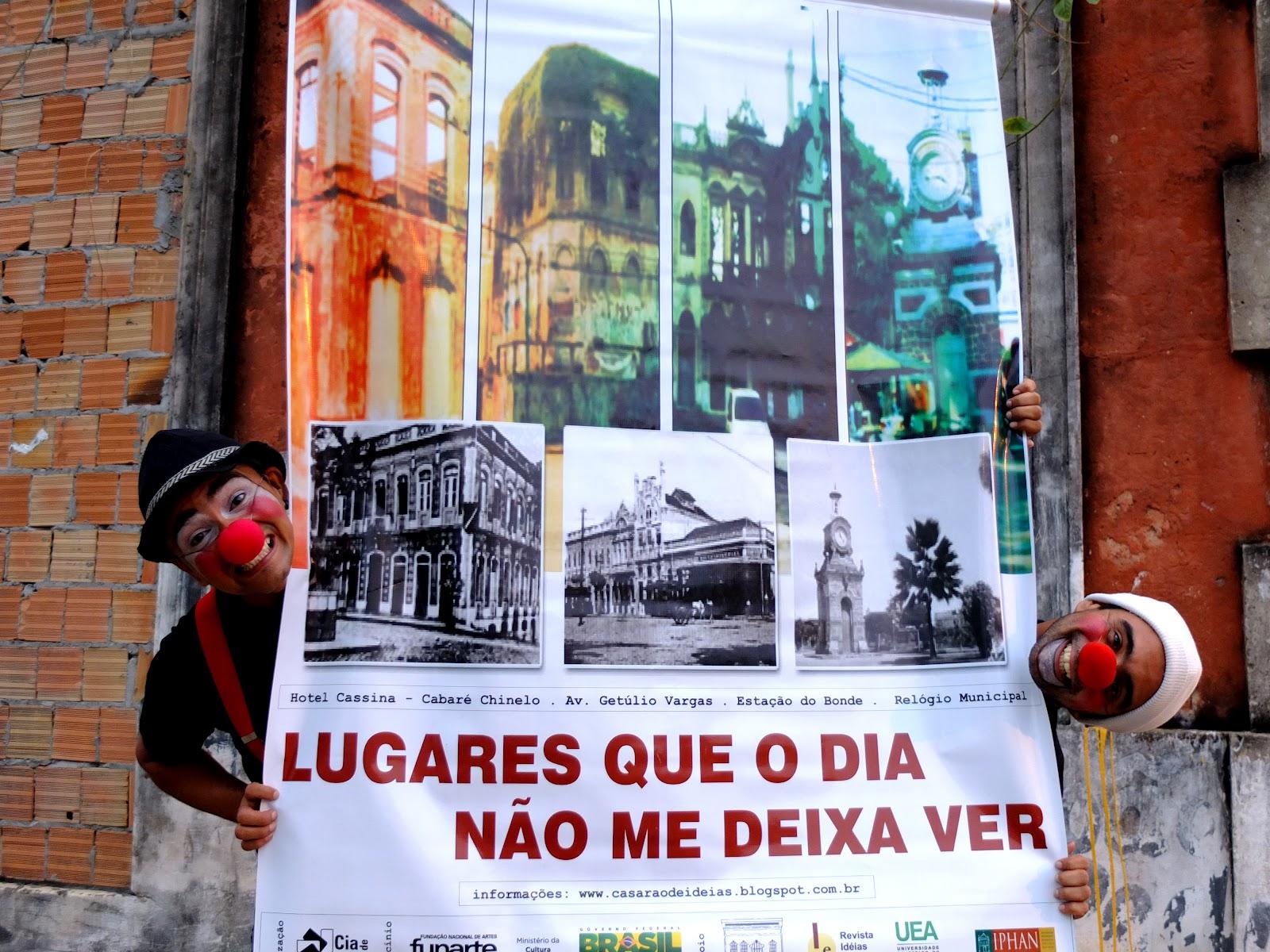 """Blog Do Casarão De Ideias: Encerramento De """"Lugares Que O"""