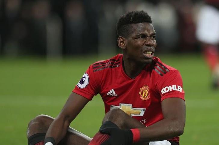 Tidak Ikut Rombongan Manchester United ke Dubai, Ini Alasan Paul Pogba