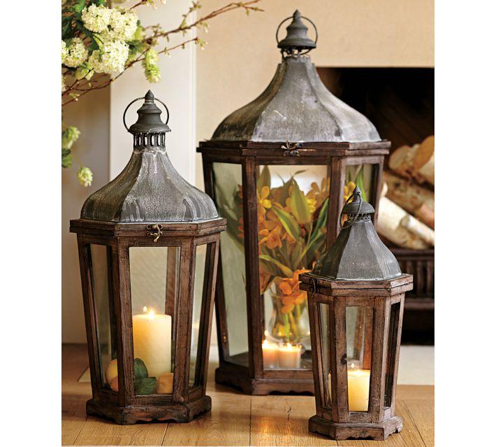 Decorative Lantern Roundup Driven By Decor