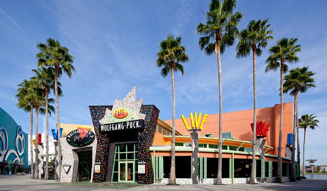 Restaurante Wolfgang Puck Cafe da Disney Orlando