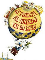 Descargar la vuelta al mundo en 80 días Julio Verne epub pdf gratis
