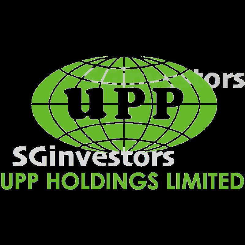 UPP HOLDINGS LIMITED (SGX:U09) @ SGinvestors.io