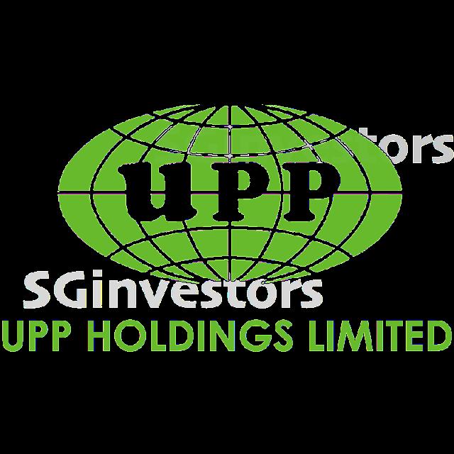 UPP HOLDINGS LIMITED (U09.SI) @ SG investors.io