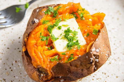 Air Fryer Sweet Potato