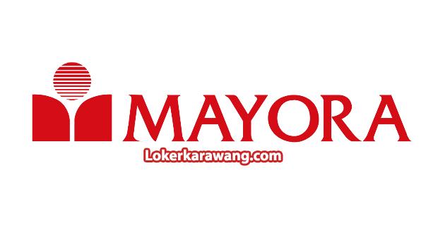 Lowongan Kerja PT. Mayora Indah Tbk Karawang Agustus 2018