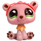 Littlest Pet Shop Portable Pets Polar Bear (#833) Pet