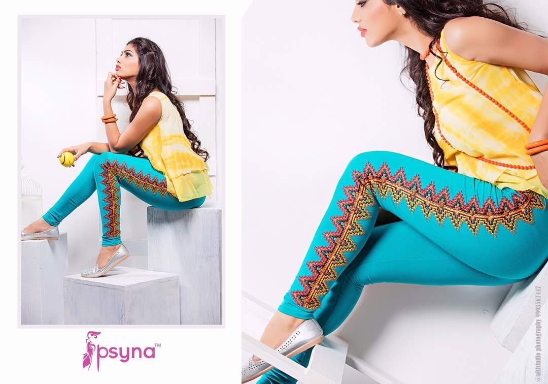 Psyna Leggings Vo 3 – Lycra Stylish And Fancy Leggings Buy Online