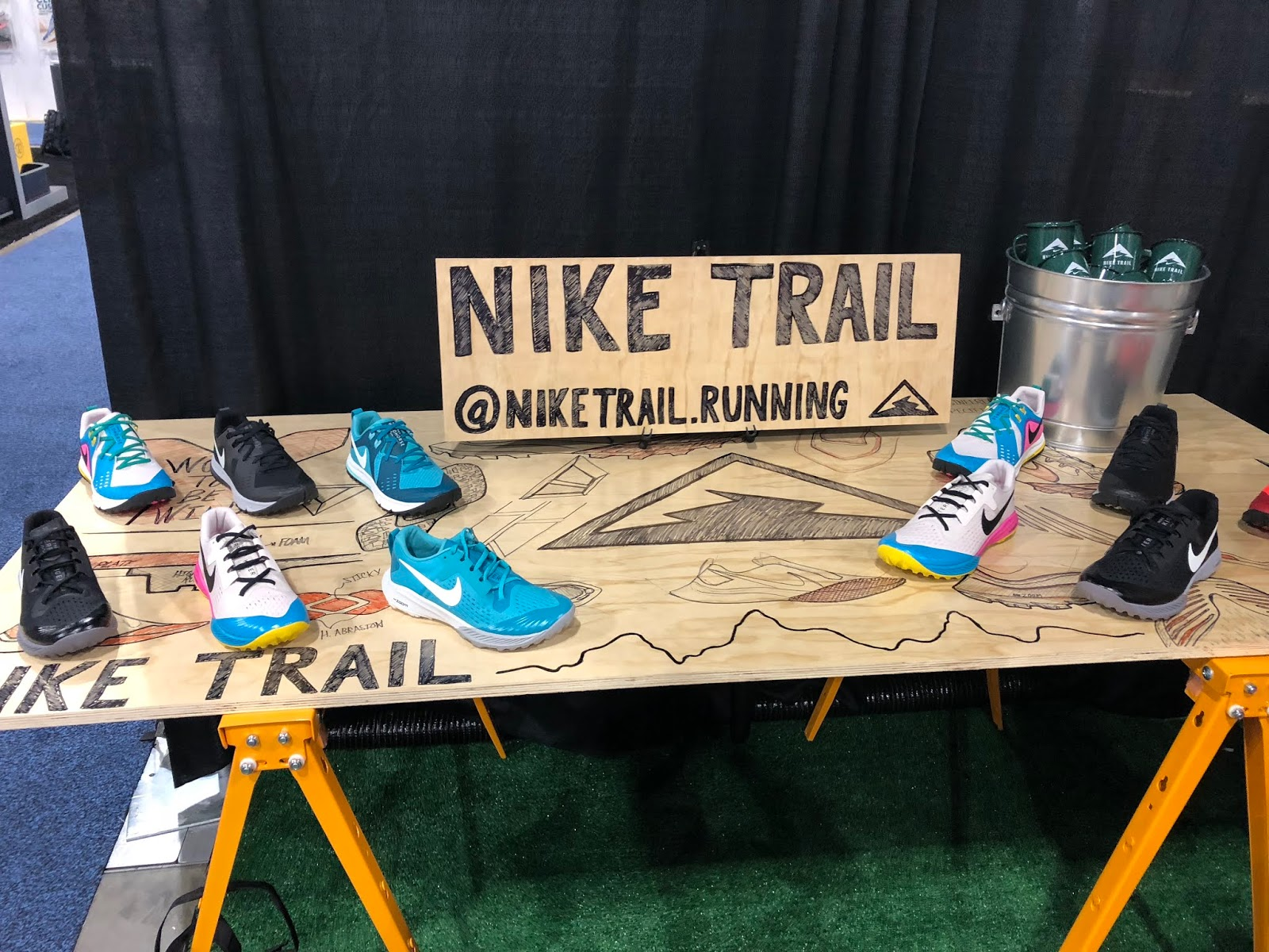 9968becfd39f Nike Trail Running Spring 2019 Previews  Air Zoom Terra Kiger 5 and Air Zoom  Wildhorse 5