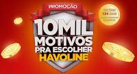 Promoção 10 mil motivos pra escolher Havoline promocoestexaco.com.br