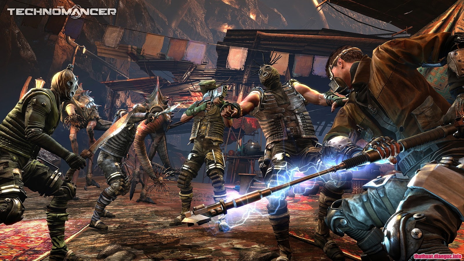 The Technomancer, The Technomancer free download, Tải Game The Technomancer Full Crack, The Technomancer Download Full Version