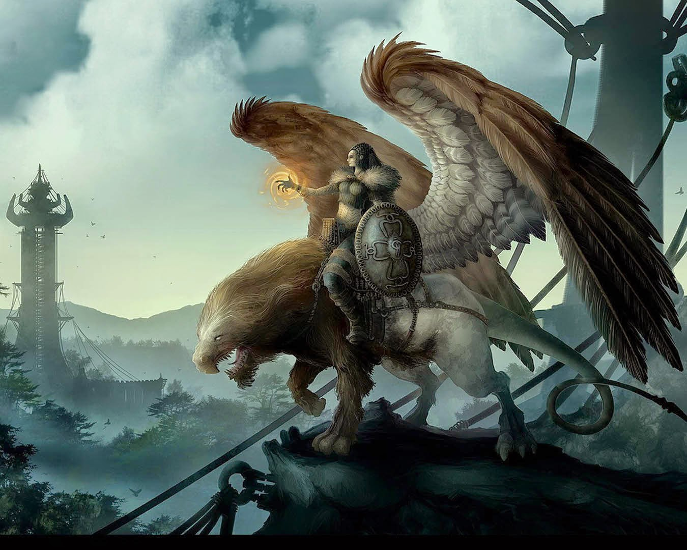 the test blog for blogger and gadgets mythology of the griffin