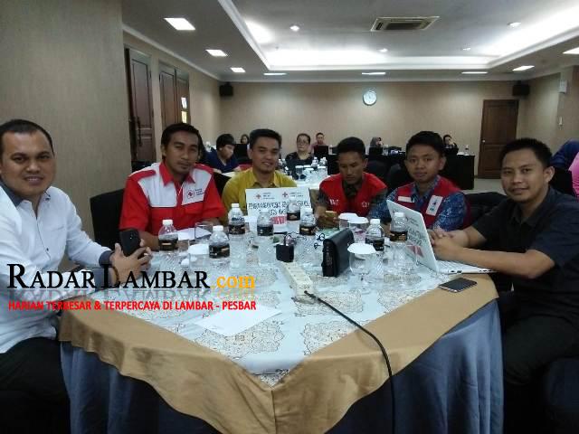 PMI Lambar Hadiri Annual Review di Hotel Mirah Bogor