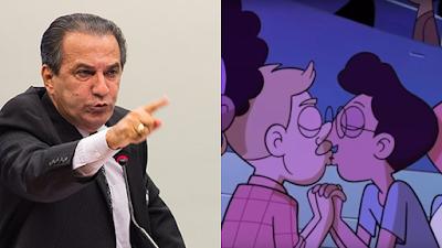 """Silas Malafaia alerta """"Disney quer erotizar crianças com homossexualismo"""""""