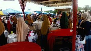 Hari Pertama Lhokseumawe Traditional Culture Festival Dipadati Pengunjung