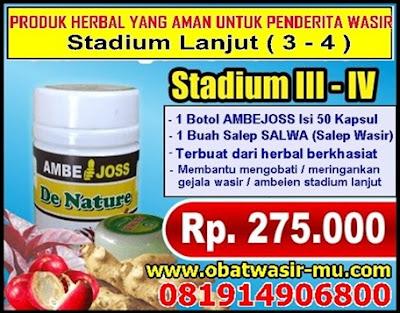 Jual Obat Ambeien Dalam (Telp/SMS)082326813507