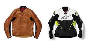 Jaket Kulit vs Tekstil