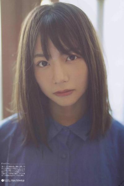 Hinako Kitano 北野日奈子, B.L.T. 2019.12 (ビー・エル・ティー 2019年12月号)