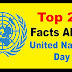 Facts About United Nation Day