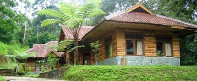 Pusat Pendidikan Konservasi Alam Bodogol di Bogor
