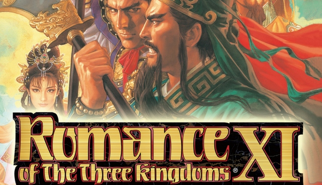 Romance of the Three Kingdoms XI PC Free Download