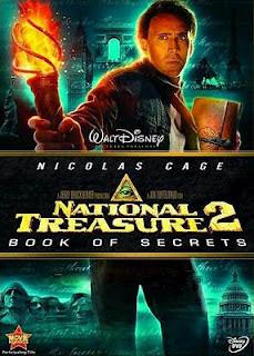 Ketika Iblis Menjadi Menarik National Treasure Book Of Secret 2007