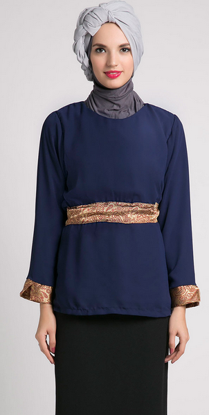 Kreasi Model Baju Baju Muslimah