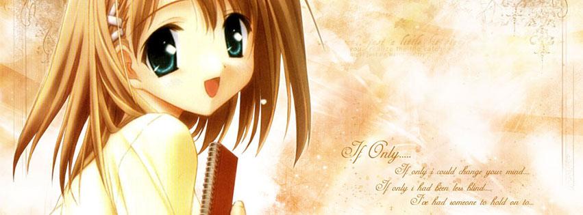 """""""Ngỡ ngàng"""" bộ ảnh bìa Anime Chibi đẹp dễ thương, Cute & đáng yêu"""