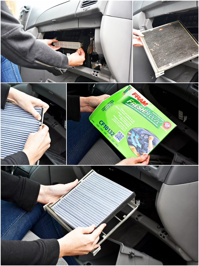 Tractors Air Filter Real Life : Woman in real life the art of everyday prep your car