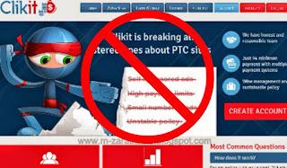 ClikIt (clikit.org) - Strona znikła z sieci ...po angielsku.