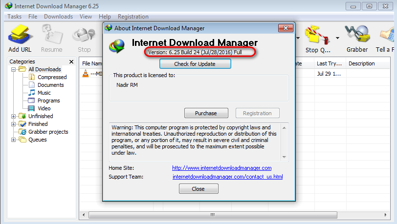idm with crack free download for windows 10 64 bit